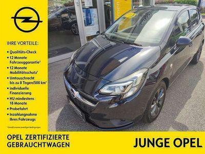 gebraucht Opel Corsa E 5-tg 120 Jahre Klimaautomatk,SHZ,Intelli