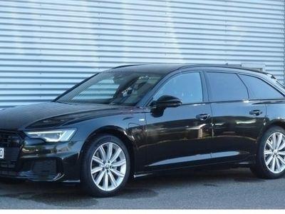 gebraucht Audi A6 Avant 45 TDI quattro tiptronic, 2x S-line, ACC, M