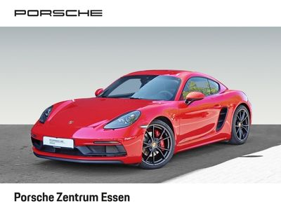gebraucht Porsche 718 Cayman GTS 2/ Sportabgasanlage Apple CarPlay Rückfahrkam. LenkradHZG