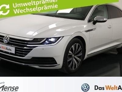 gebraucht VW Arteon 2.0 TDI 4M DSG Elegance LED ACC Navi