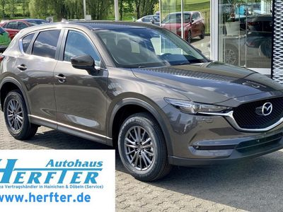 gebraucht Mazda CX-5 G165 AWD EXCLUSIVE-LINE*VOLL-LED*UPDATE2019*