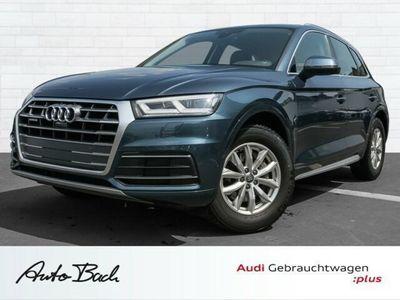 gebraucht Audi Q5 Sport 2.0TDI qu. Stronic Navi Luftfed. AHK