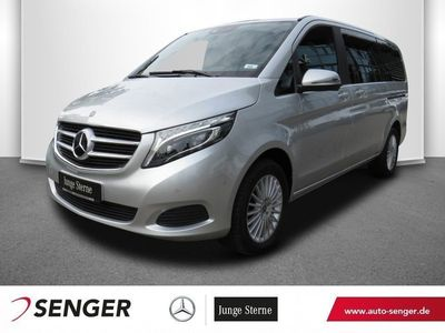 gebraucht Mercedes V250 EDITION LANG 4MATIC LED STANDHZG DISTRONIC