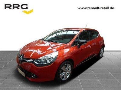 gebraucht Renault Clio IV IV 1.2 16V 75 Luxe Navi + wenig km!!!