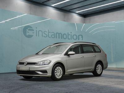 gebraucht VW Golf GolfVariant 7 VII 1.6 TDI BMT AHK Telefon Klima