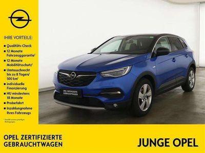 gebraucht Opel Grandland X Grandland XLPG AUTOGAS INNOVATION LED, 360° KAMER
