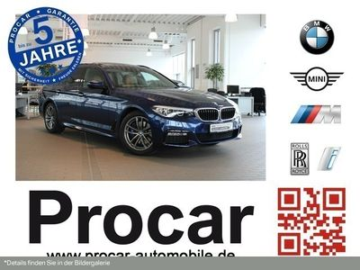 gebraucht BMW 530 i xDrive Touring M Sport HuD Pano Hifi