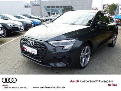 gebraucht Audi A3 Sportback 40TFSIe S Line !BAFA!*NAV+*LED*ACC*