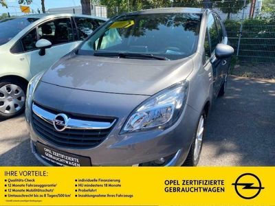 gebraucht Opel Meriva 1.4 drive