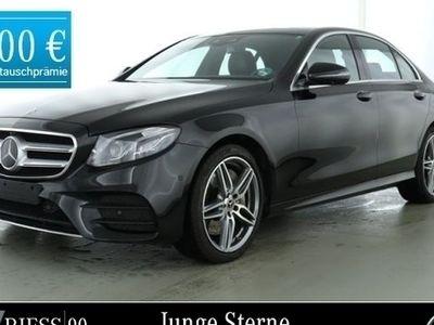 gebraucht Mercedes 450 E4MATIC Limousine AMG+Comand+Fahrassist.