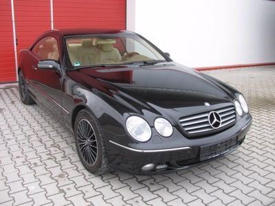 gebraucht Mercedes CL500 Coupe