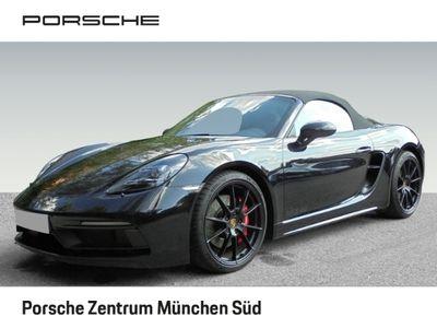 gebraucht Porsche 718 Boxster GTS BOSE LED Sportfahrwerk 20-Zoll