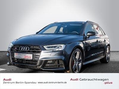 gebraucht Audi S3 Sportback 2.0TFSI qu. S tronic *B&O*VC*ACC*NAVIplus*