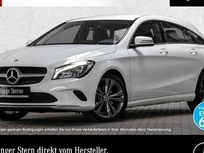 gebraucht Mercedes CLA180 Shooting Brake LED Keyl-GO Navi Laderaump Easy-Pack