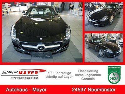 gebraucht Mercedes SLS AMG 6.3 Voll, eAC, ALU, Xenon,