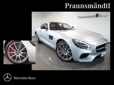 gebraucht Mercedes AMG GT S Mercedes-AMG GT S Night/COMAND/LED/Panorama/Memo