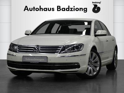 gebraucht VW Phaeton V6 TDI 5-Sitzer 4Motion Navi Dyn Audio BI Xenon