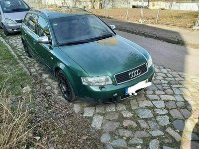 gebraucht Audi A4 1,9 TDI 131 Ps Kombi xenon tüv 10/22