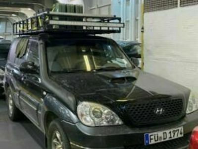 gebraucht Hyundai Terracan Reisemobil Wohnmobil