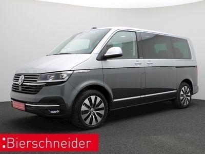 gebraucht VW Multivan 6.1 2.0 TDI DSG Comfortline AHK ACC DCC ACTIVE-INFO NAVI ALU 18