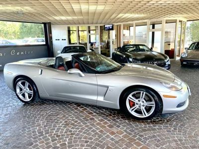 gebraucht Corvette C6 CONVERTIBLE 436PS XENON NAVI 1.HAND