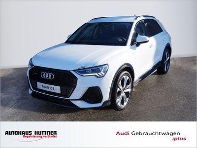 gebraucht Audi Q3 S line 45 TFSI qu. S tronic ACC LED 5 J. Gar.