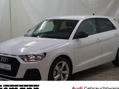 gebraucht Audi A1 Sportback Sport 35 TFSI advanced Optik schwarz APS