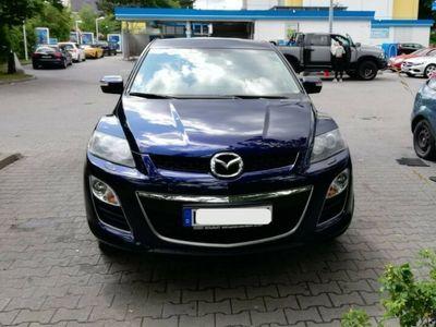 gebraucht Mazda CX-7 2.2 MZR-CD Exclusive-Line