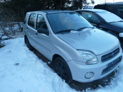 gebraucht Subaru Justy 1.3