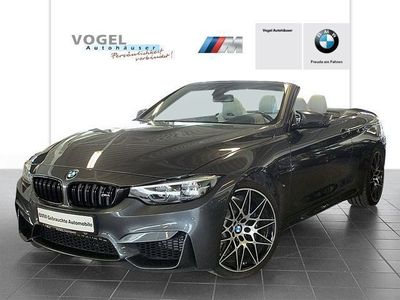 gebraucht BMW M4 Cabriolet Reimport USA M Competition Euro 6 Navi Prof RFK PDC Klima Shz Head-Up