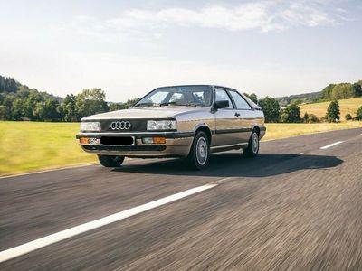 gebraucht Audi Coupe GT 2.0 5-Zylinder, Vollleder, Metallic als Sportwagen/Coupé in Schlitz