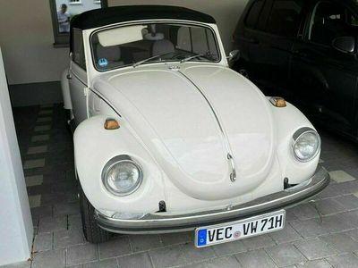 gebraucht VW Käfer VWCabrio 1302 LS