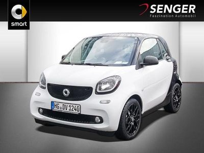 gebraucht Smart ForTwo Coupé 66kW turbo twinamic Passion Sportpa