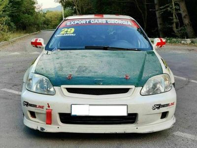 gebraucht Honda Civic EK9 Type R - Race Car
