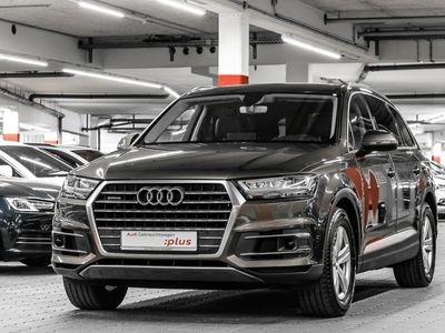 gebraucht Audi Q7 3.0TDI quattro AHK LED Pano Navi Luftfederung
