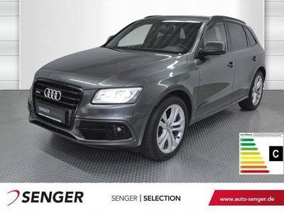gebraucht Audi SQ5 3.0 TDI DPF AHK Panoramadach Navi GRA
