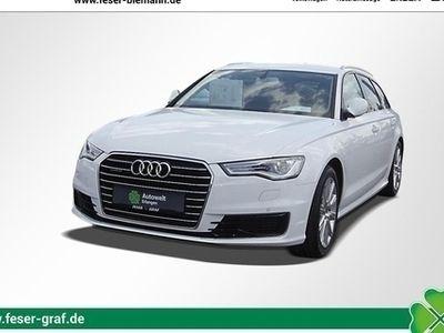 gebraucht Audi A6 Avant 3.0 TDI qu. S-tronic AHK Leder Navi BOSE