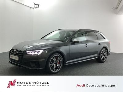 gebraucht Audi S4 Avant TDI Dynamiklenkung B&O Matrix-LED DAB