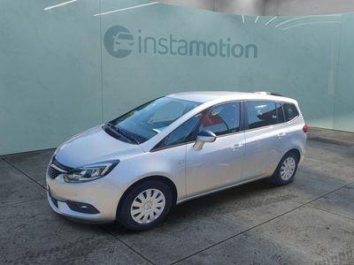 gebraucht Opel Zafira ZafiraC 1.6 CDTi Edition NAVI PDC v+h Klima