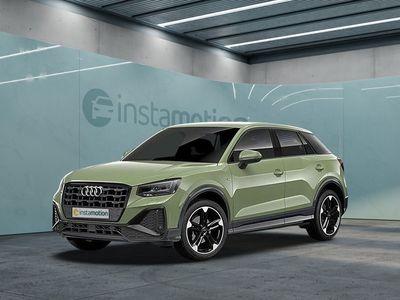 gebraucht Audi Q2 Q2S line 35 TFSI S tr ACC NAVI+ UPE 46.325-