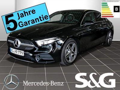 gebraucht Mercedes A200 Lim. AMG-Line Pre-Navi/Kamara/LED/18/7G-