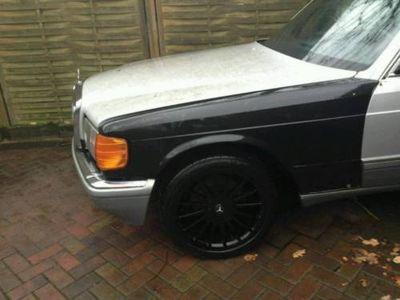 gebraucht Mercedes 260 w126 BJ 1986 Gute Basis