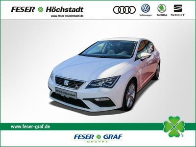 used Seat Leon FR 1.5 TSI NAVI/BEATSAUDIO/VOLL-LED/DAB+/PD
