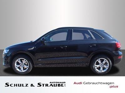 gebraucht Audi Q3 2.0 TDI quattro Sport XENON NAVI KLIMA ALCANTARA -