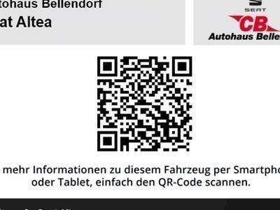 gebraucht Seat Altea Reference 1.2 TSI RDC Klima CD MP3 ESP MAL Seitenairb. BC met. Radio TRC Airb ABS