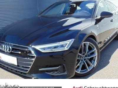gebraucht Audi A7 Sportback S line 50 TDI quattro Leder Navi 20zLM