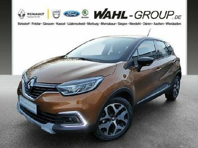 gebraucht Renault Captur 1.3 TCe 150 GPF Intens EDC