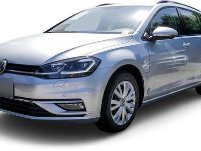 gebraucht VW Golf VII Golf1.5 TSI Comfortline Klima Navi ACC LED
