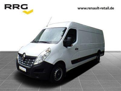 gebraucht Renault Master Kasten dCi 145 L4H2 HKa 3,5t Klima