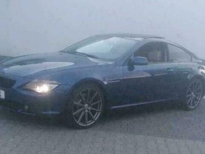 gebraucht BMW 645 i LPG prins eingetragen TÜV 2023 Ta...